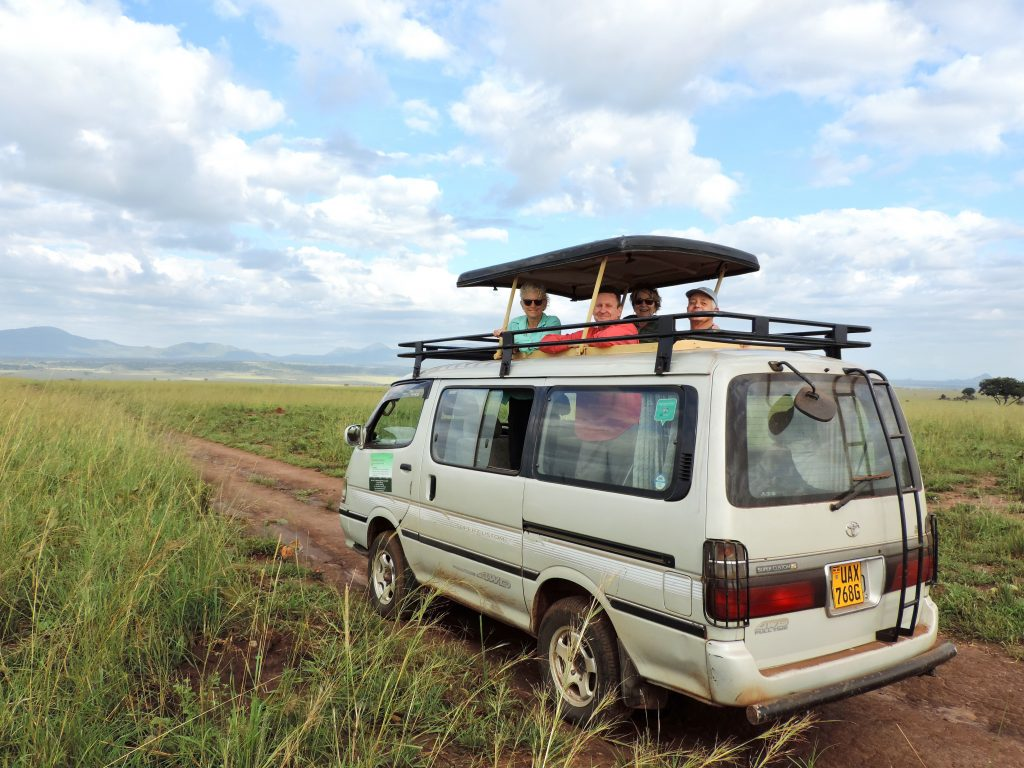 Top 5 Tourist Vehicles For Hire In Uganda
